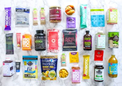 From fermented veggies and probiotic-enriched beverages to medicinal mushroom elixirs and turmeric on everything, here are my Top Natural Health Trends from CHFA West 2017 - Eat Spin Run Repeat