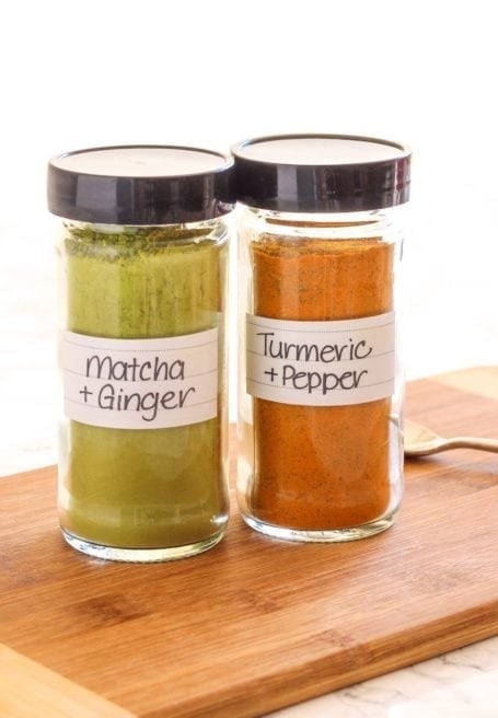 Better Together: Sometimes eating two foods together can help our bodies get more nutritional value from them than if we ate them on their own. Here are 2 DIY spice blends you need to try now that not only taste great, but have mega nutrition benefits too! via Eat Spin Run Repeat // @eatspinrunrpt