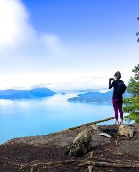 Hiking in North Vancouver - Eat Spin Run Repeat