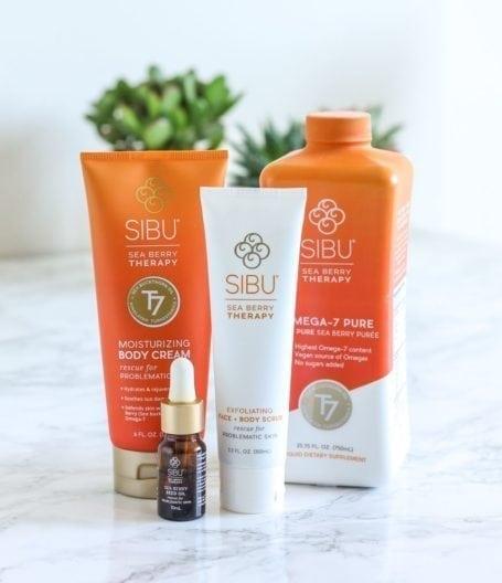 Sibu Skincare and Omega-7 Pure Giveaway - Eat Spin Run Repeat