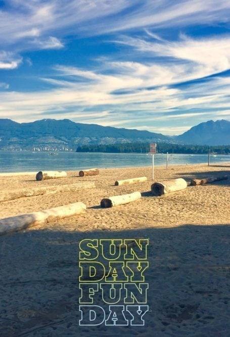 Kits Beach Vancouver - Eat Spin Run Repeat