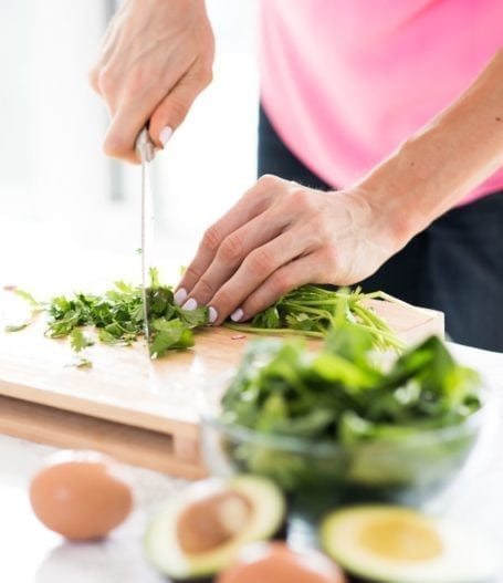Angela Simpson - culinary nutrition expert and blogger at Eat Spin Run Repeat