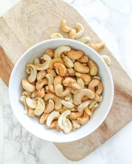 DIY 2-Ingredient Cashew Butter Recipe - Eat Spin Run Repeat