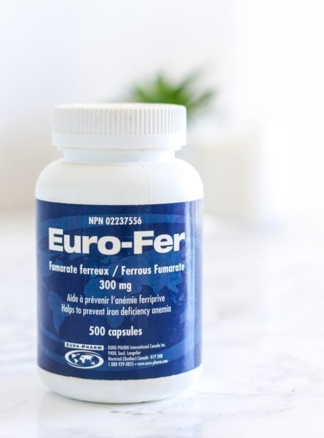 Euro-Fer Ferrous Fumarate || Reader Q and A - What Supplements Do I Take - Eat Spin Run Repeat