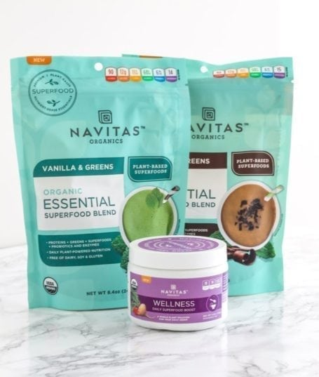 Navitas Organics Essential Blends and Daily Superfood Boosts - Eat Spin Run Repeat