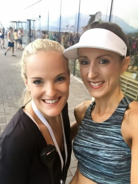 lululemon Seawheeze Half Marathon Race Recap - Eat Spin Run Repeat