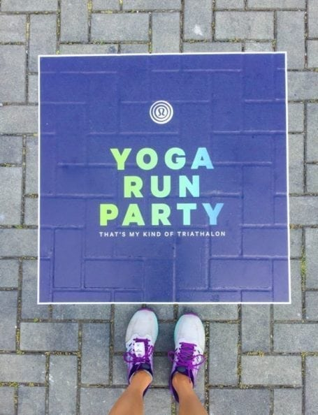 lululemon Seawheeze Half Marathon Race Recap - Eat Spin Run Repeat