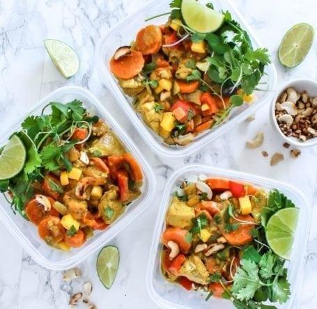 6 hacks for make-ahead salad success - Eat Spin Run Repeat
