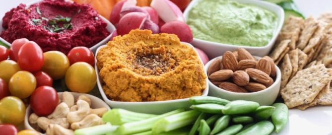 Chickpea-Free Hummus, 3 Ways: Beet + Ginger, Moroccan Carrot, Zucchini Lime || Paleo + vegan! || Eat Spin Run Repeat
