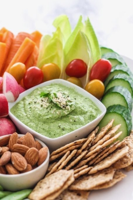 Chickpea-Free Hummus, 3 Ways: Beet + Ginger, Moroccan Carrot, Zucchini Lime || Paleo + vegan! || Eat Spin Run Repeat