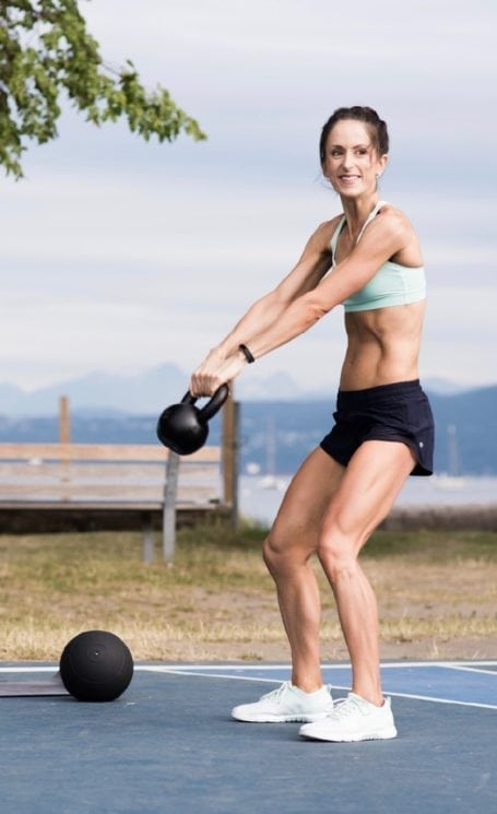 Reader Q+A: Best Exercises for Flat Abs || Eat Spin Run Repeat
