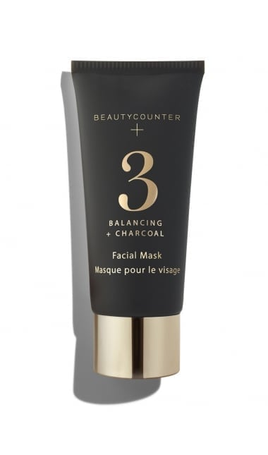 Beautycounter No.3 Balancing Facial Mask - Natural Beauty Holiday Gift Guide - Eat Spin Run Repeat
