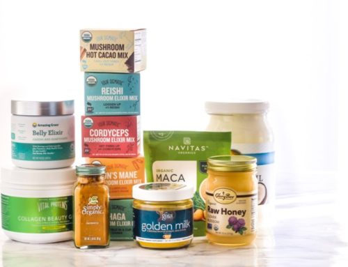 Gift Guide for the Superfoodie's Holistic Healing Kitchen
