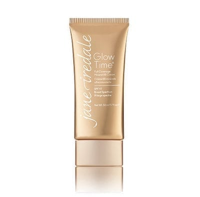 Jane Iredale Glow Time Full Coverage BB Cream - Natural Beauty Guide - Eat Spin Run Repeat