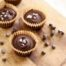 Mini Chocolate Peanut Butter Cups || made with superfoods maca + lucuma for an extra superfood boost! || vegan + gluten-free || Eat Spin Run Repeat
