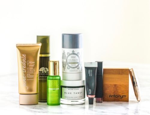 Natural Beauty Holiday Gift Guide