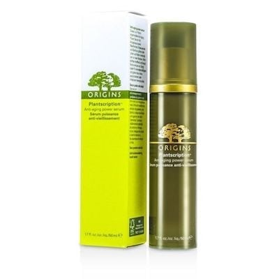 Origins Plantscription Anti-Aging Power Serum - Natural Beauty Holiday Gift Guide - Eat Spin Run Repeat