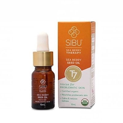 Sibu Sea Buckthorn Seed Oil - Natural Beauty Holiday Gift Guide - Eat Spin Run Repeat