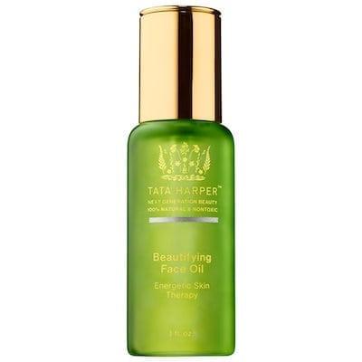 Tata Harper Beautifying Face Oil - Natural Beauty Guide - Eat Spin Run Repeat