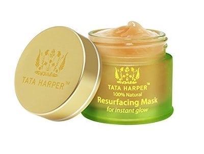 Tata Harper Resurfacing Mask - Natural Beauty Holiday Gift Guide - Eat Spin Run Repeat