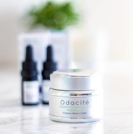3 clean beauty faves I can't wait to tell you about from Odacité and Detox Market - Angela Simpson - Eat Spin Run #cleanbeauty #greenbeauty #nontoxicbeauty #selfcare