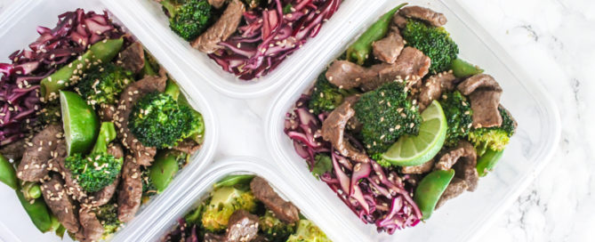 Easy meal prep: Stir Fry 101 - Eat Spin Run Repeat