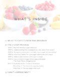 Feel Better Sugar Detox - by Angela Simpson, culinary nutrition expert + holistic wellness coach
