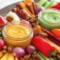 Easy meal prep: 6 homemade sauces that will make you crave vegetables | Angela Simpson | eat-spin-run-repeat.com | #paleo #vegan #antiinflammatory #mealprep