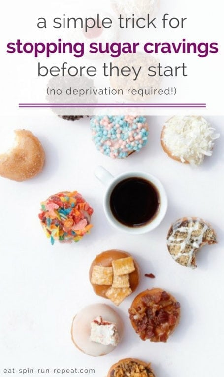 My trick for stopping sugar cravings before they start   Angela Simpson, culinary nutrition expert + holistic wellness coach   #sugarfree #sugardetox