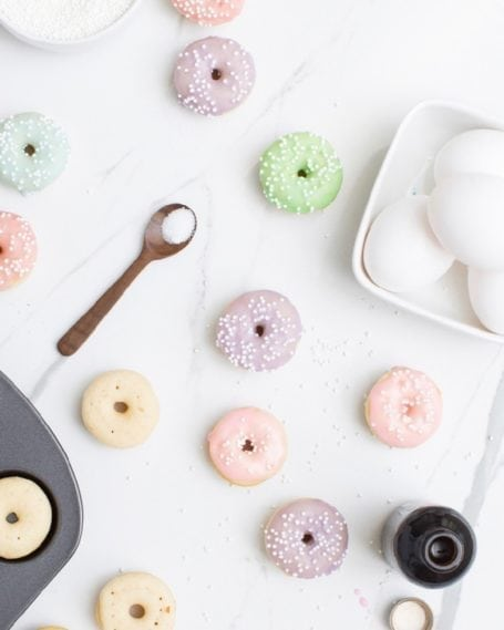 Easy food swaps to help you decrease sugar intake, balance blood sugar, avoid energy crashes and feel better! | Angela Simpson, Eat-Spin-Run-Repeat.com | #sugardetox #sugarfree #cleaneating #eatclean