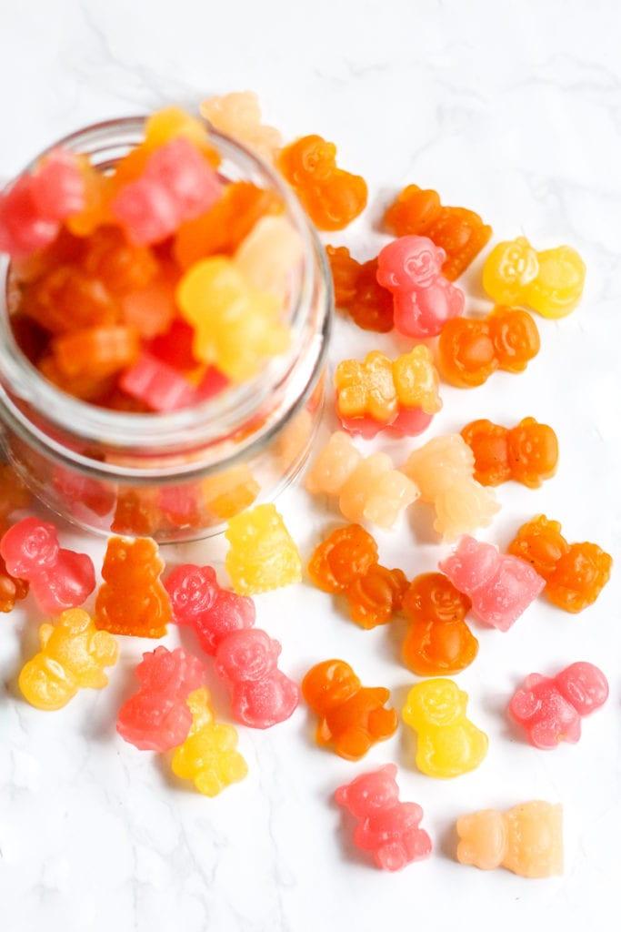 Sugar-Free High-Protein Electrolyte Gummies   My Fresh Perspective   #paleo #sugarfree #sugardetox