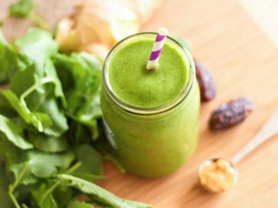 5 plant-based green smoothie recipes to try this week - My Fresh Perspective