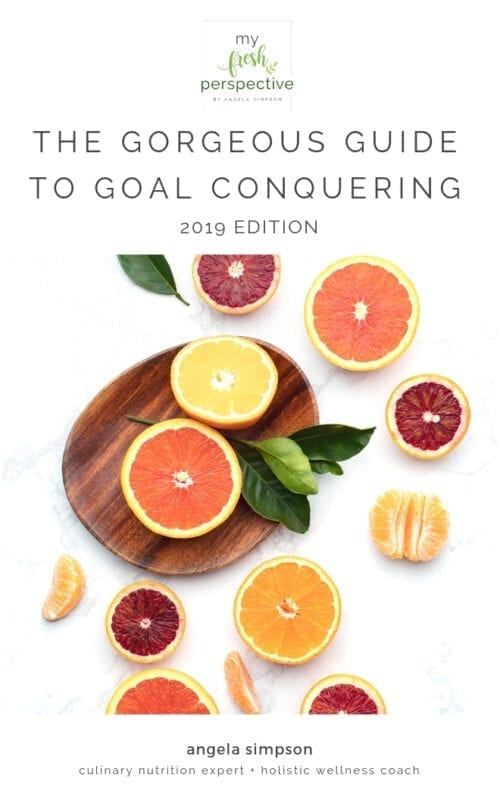 How to reflect on your year and set meaningful goals and intentions | Gorgeous Guide to Goal Conquering 2019 | #goalsetting #goals #motivation #selfdevelopment #intentions