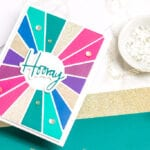 A Sunburst Celebration with Pinkfresh Studio - My Fresh Perspective