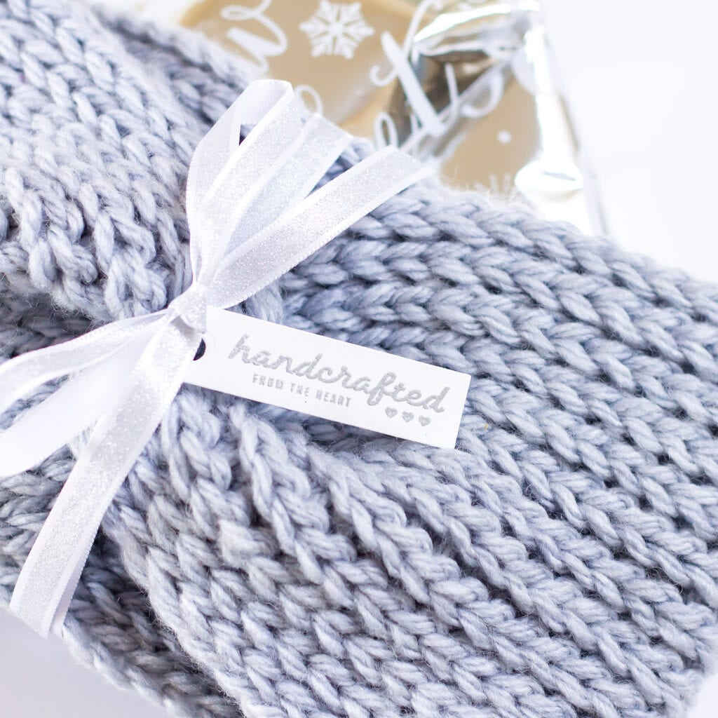 Handmade Holiday Gift Packaging and Tags - featuring The Stamp Market