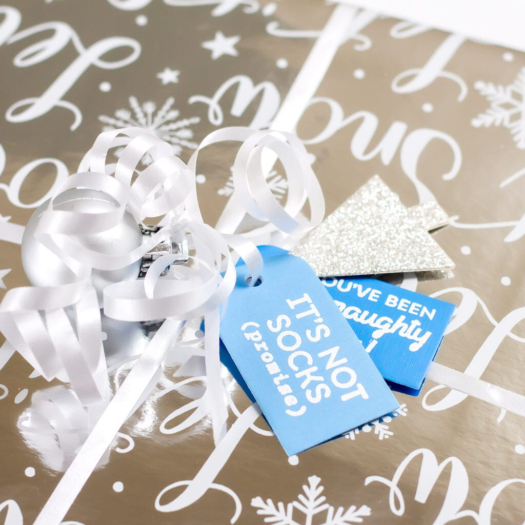 Handmade Holiday Gift Packaging and Tags - featuring The Stamp Market Merry Gift Giving Stamp Set