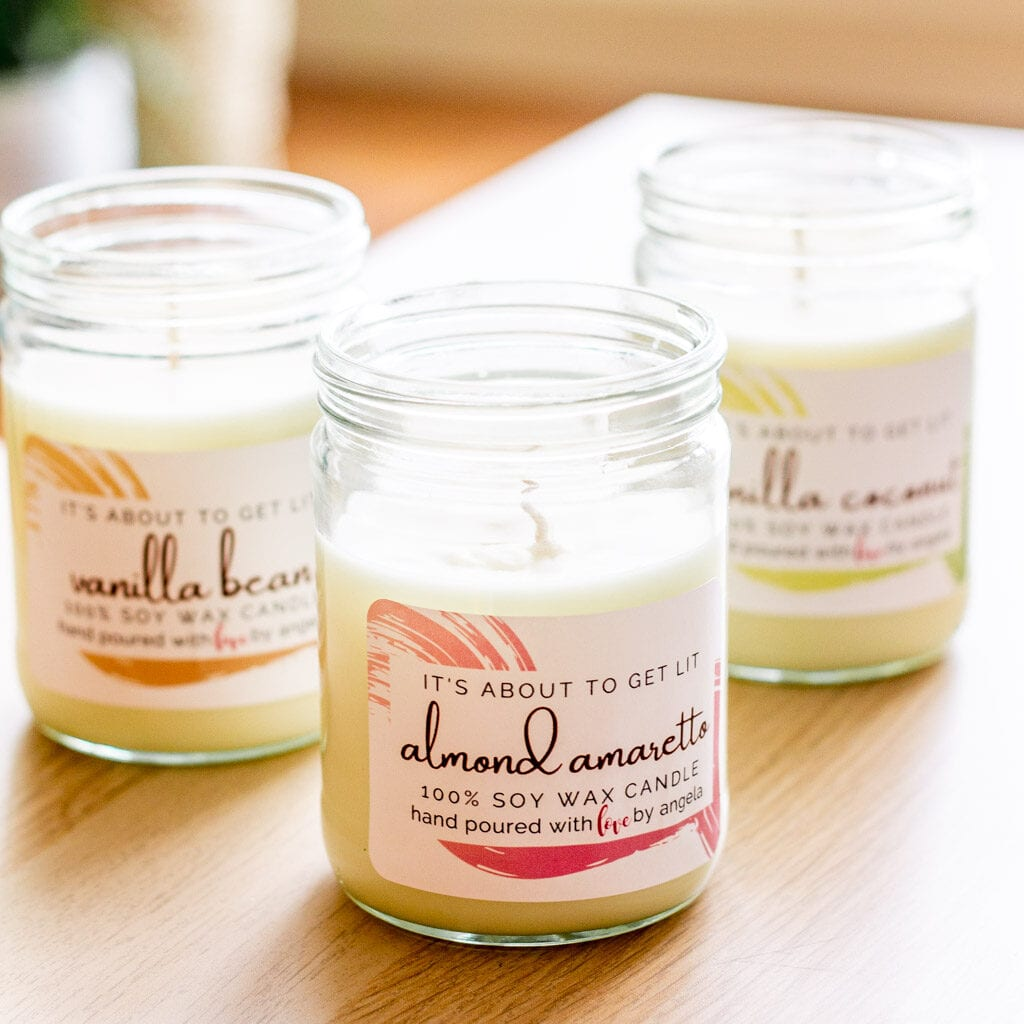 Last Minute Gifts: DIY Soy Candle Tutorial