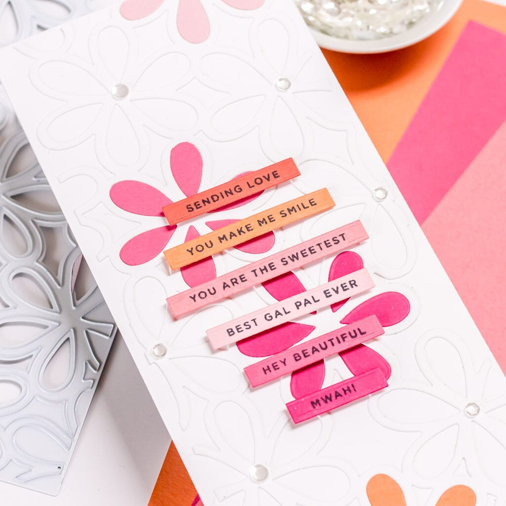 Lots of Love Notes - featuring The Stamp Market