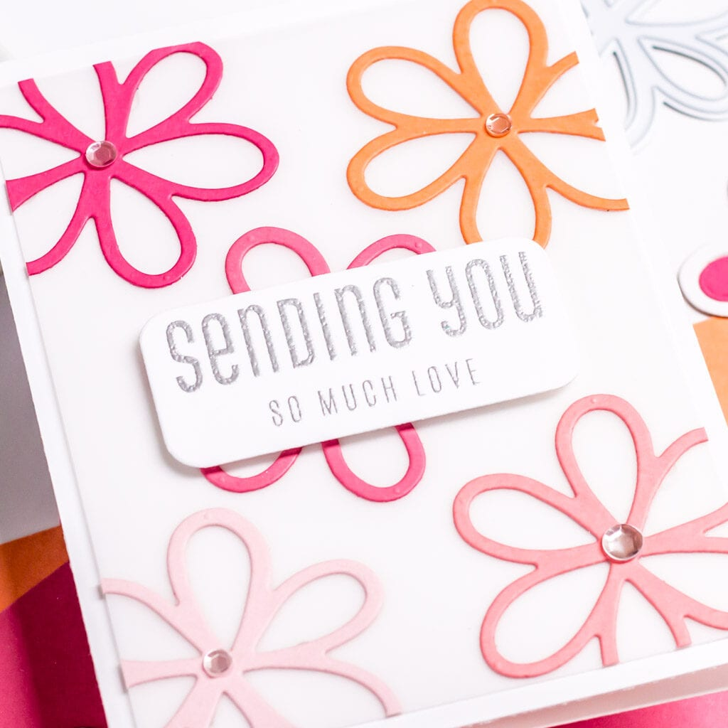 Sending You So Much Love - featuring The Stamp Market