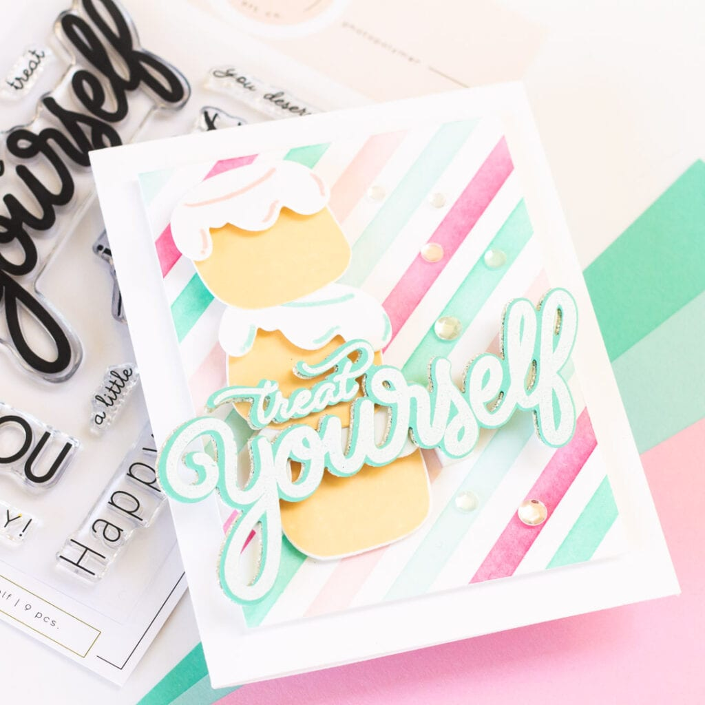 Treat Yourself - These Hands Bake Cakes - Pigment Craft Co