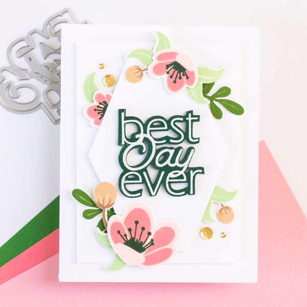 Pigment Craft Co May Release Cards - Best Day Ever