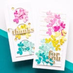 Berry Branches Mini Slimline Cards - featuring The Stamp Market