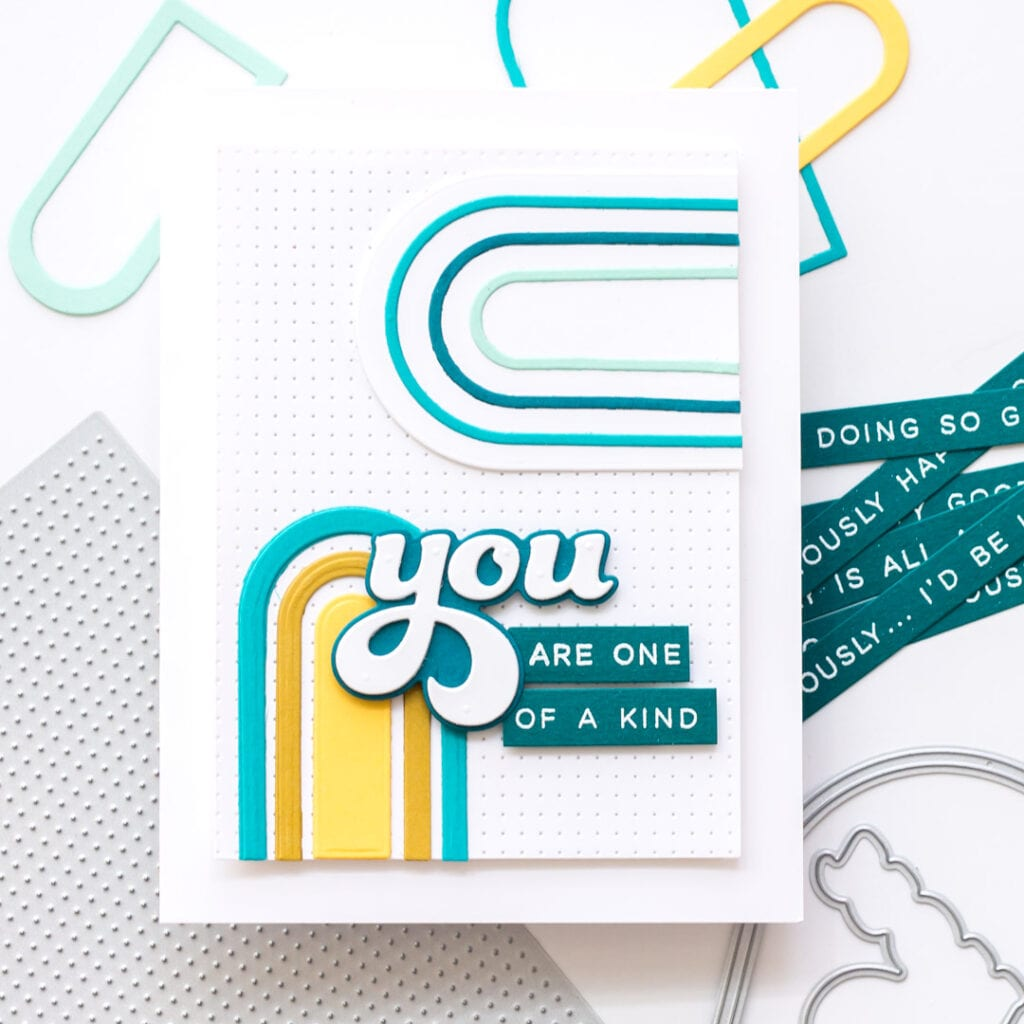 All About You Cards, 2 Ways - featuring Essentials by Ellen