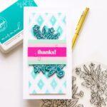 Diamond Builder Mini Slimline Card
