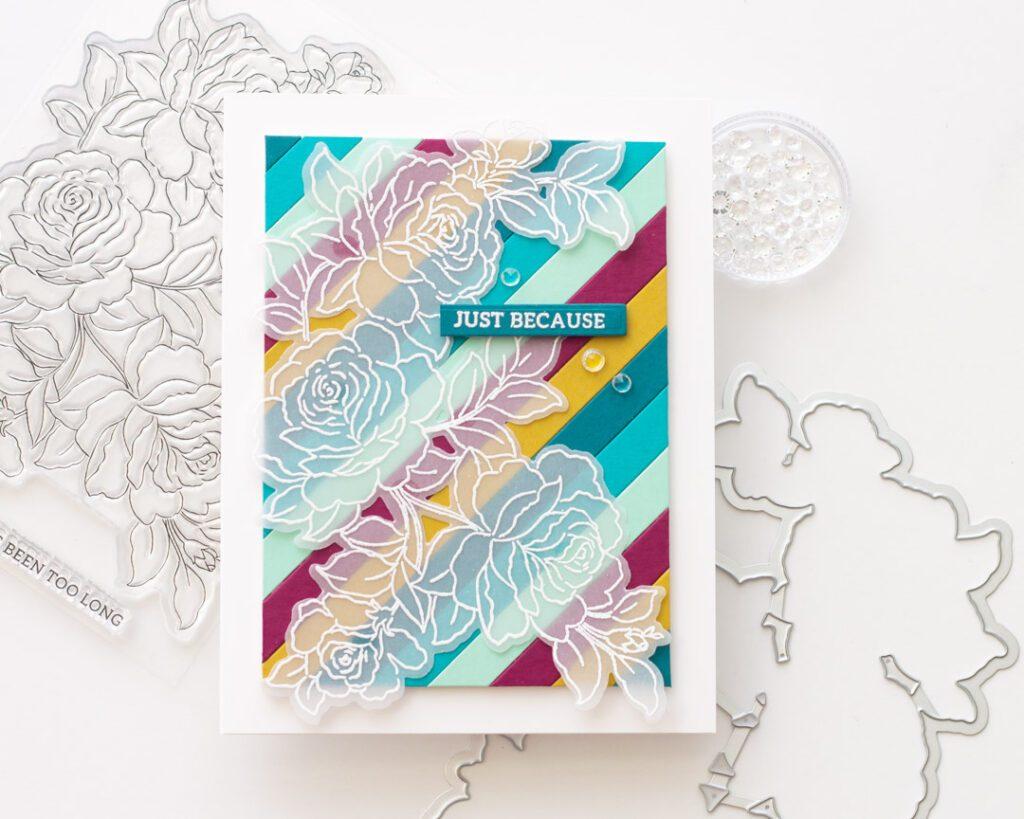 Pinkfresh Studio September Release - Garden Roses