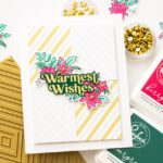 Stretch Your Supplies: Dry Embossing with Hot Foil Plates