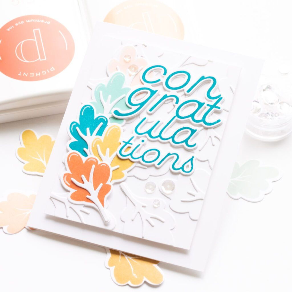 Pigment Craft Co Falling Leaves